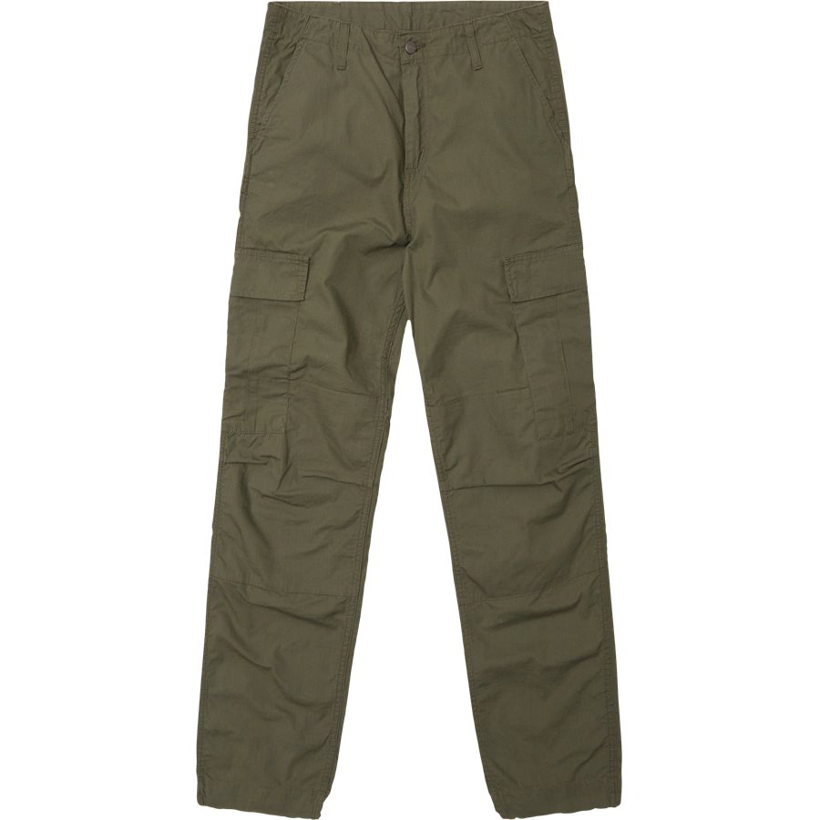 REGULAR CARGO PANT-I015875 - Cargo Pants - Bukser - Regular - CYPRESS RINSED - 1